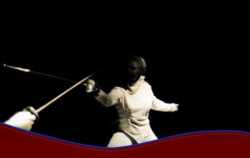 Russell Swords: Learn fencing with qualified Foil, Sabre
